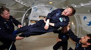 300px-Physicist_Stephen_Hawking_in_Zero_Gravity_NASA