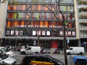 En la presentaci n de los balmes multicines de barcelona - Balmes multicines ...