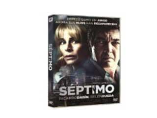"""""""Séptimo"""" de Patxi Amezcua disponible en blu ray y dvd a partir del 30 de abril. Destacamos los contenidos extra"""
