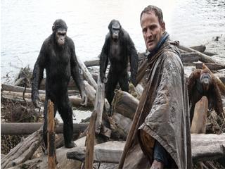 """El amanecer del planeta de los simios"" lidera la taquilla USA del fin de semana. Top 10"