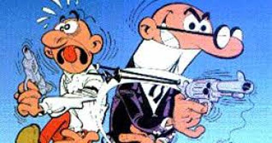 Mortadelo es el personaje de la semana de nosolocine.net