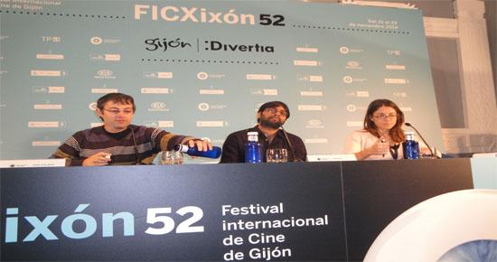 """""""Titli"""" y Kanu Behl en el FICX 2014"""