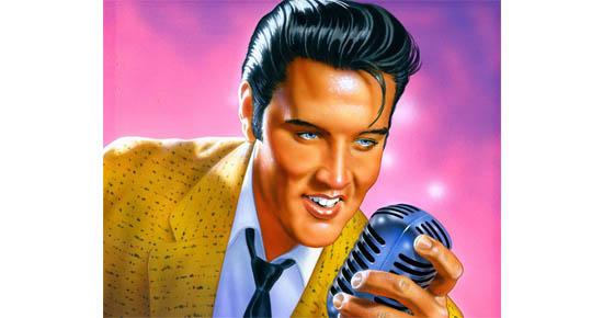 Las 10 mejores canciones de Elvis Presley. Por Helena García