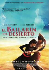 el bailarín del desierto