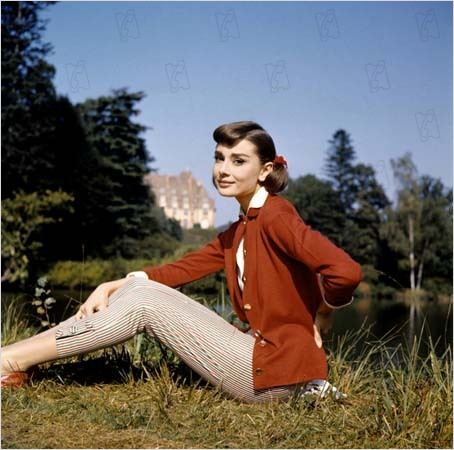 Ariane Love in the afternoon 1957 réal : Billy Wilder Audrey Hepburn Collection Christophel