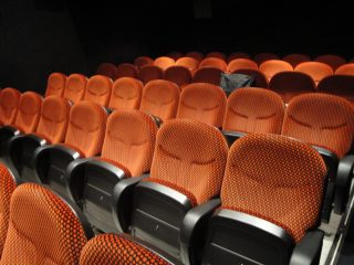 Sala de cine, foto by José López Pérez