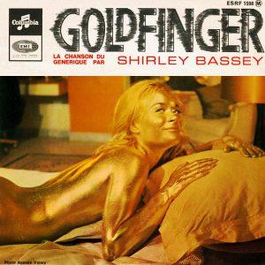 Goldfinger-Shirley Bassey French