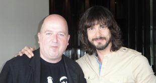 José López Pérez y David Janer, foto de Nieves Peñuelas