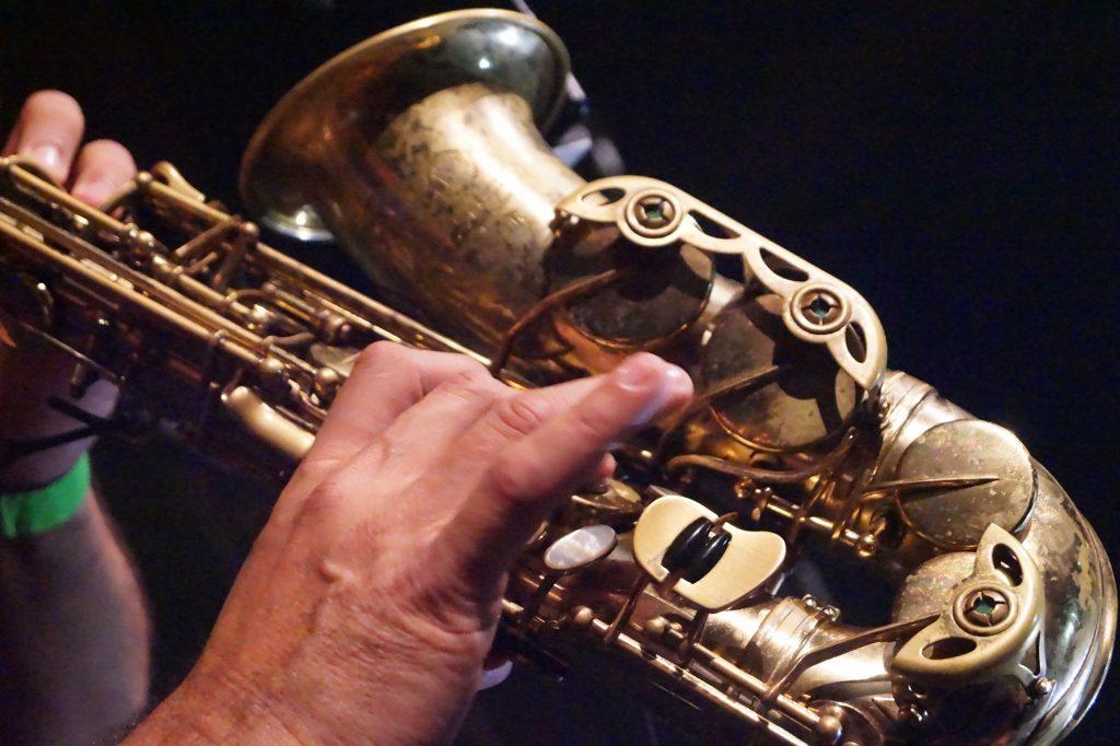 Sax Fanfare Ciöcarlia by Bianca Baust