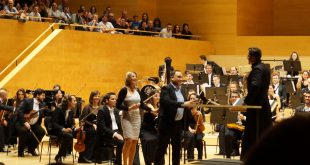 Sorpresa concierto FSO Barcelona 9-10-2016