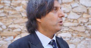 Pedro Burruezo en Begur, 15 oct 2016. Foto de Bianca Baust