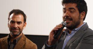 Carles Torras y Tim Gibbs en Begur 2016, foto Bianca Baust