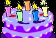 pastel-con-cinco-velas
