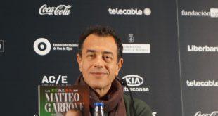 Mateo Garrone en el FICX 2016, foto de Bianca Baust