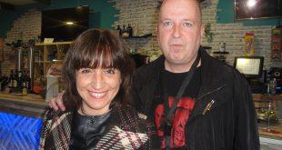 Judith Colell y José López Pérez en el FICX 2016