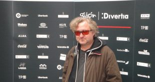 "Jan Hrebejk director del film ""The Teacher"", por JLP"