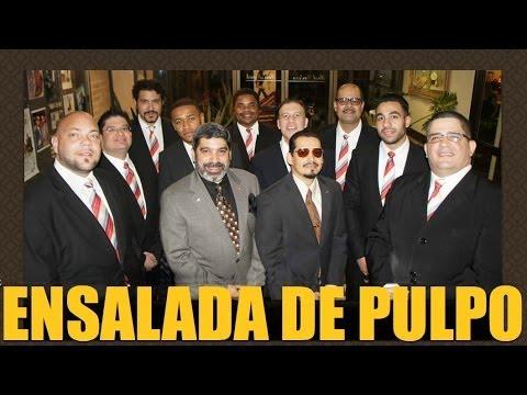 """Gilberto """"Pulpo"""" Colón jr y su banda Ensalada de Pulpo"""