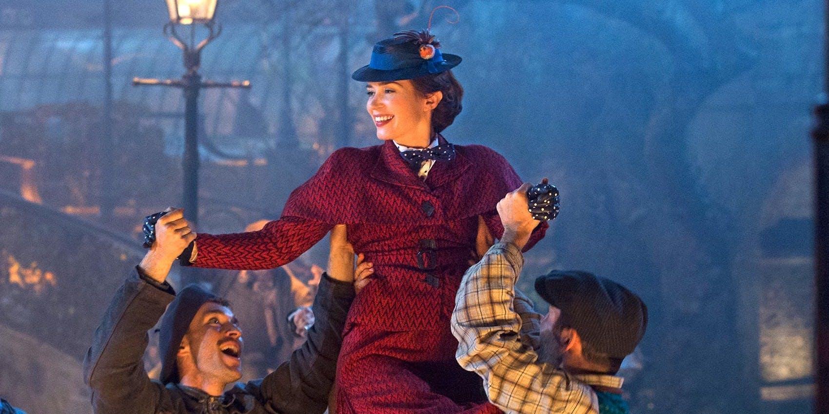 """Imagen de """"El Regreso de Mary Poppins"""""""