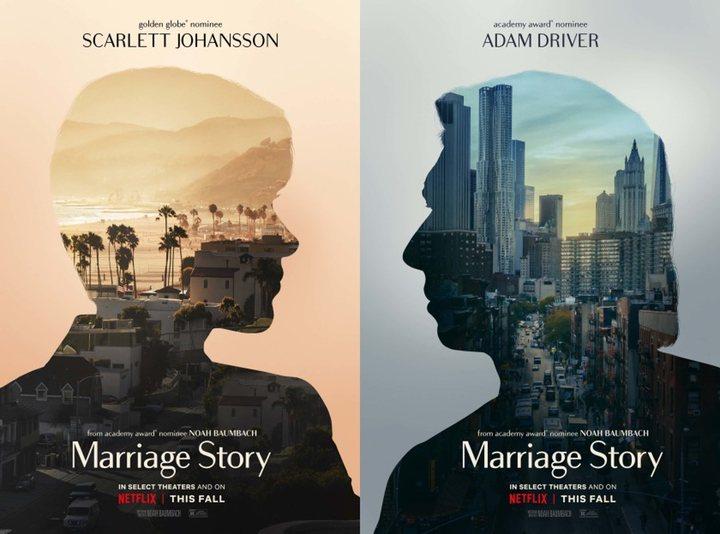Crítica De Historia De Un Matrimonio Yo Soy California Y Tú Eres Nueva York Por Marta Molins Nosolocine