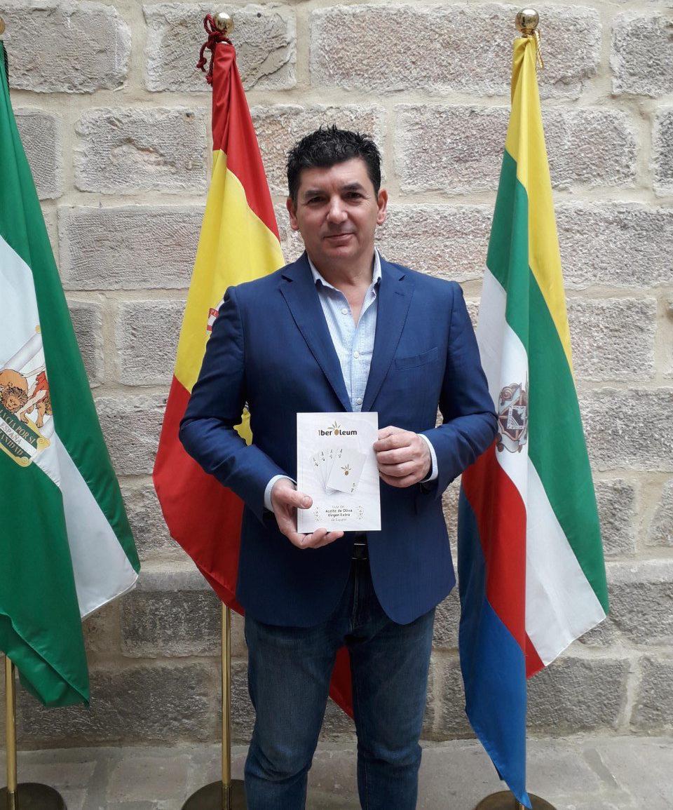 Paco García Iber Oleum